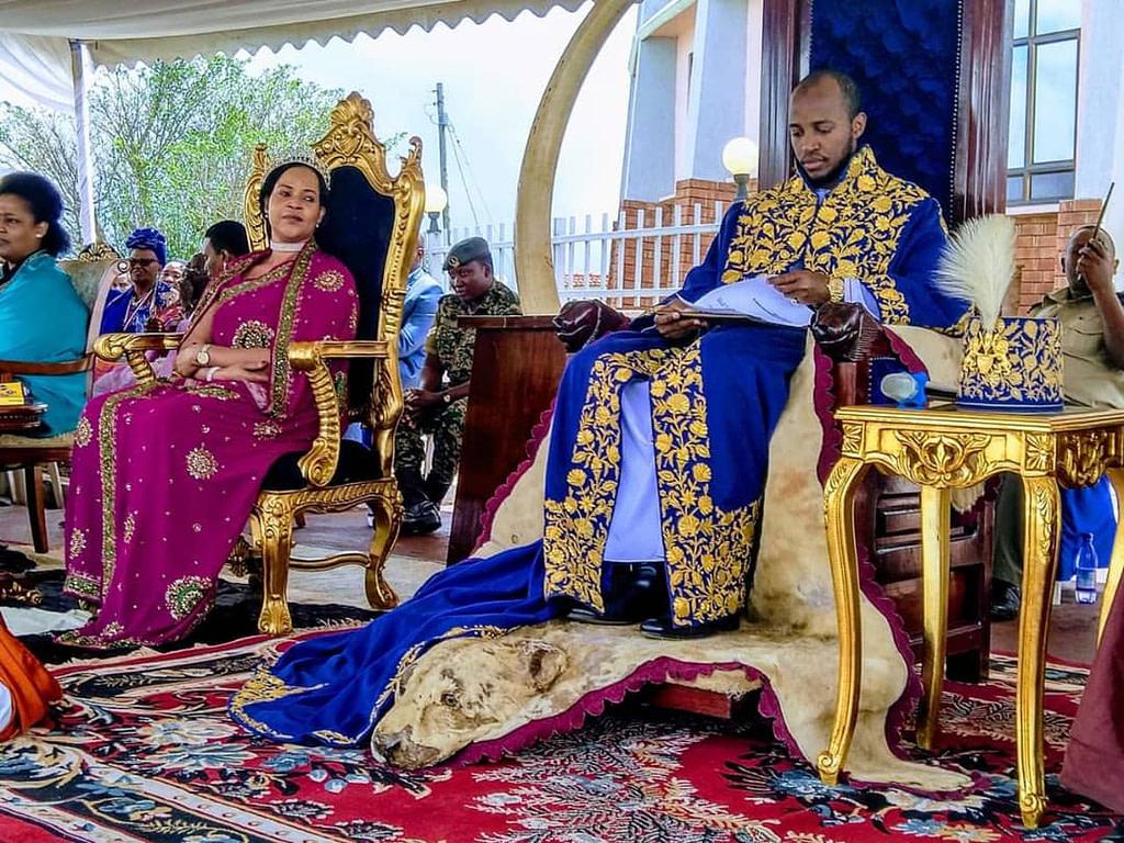 African Kingdom - Tooro Kingdom