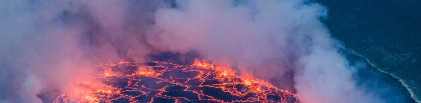 nyiaragongo vulcano congo virunga safari