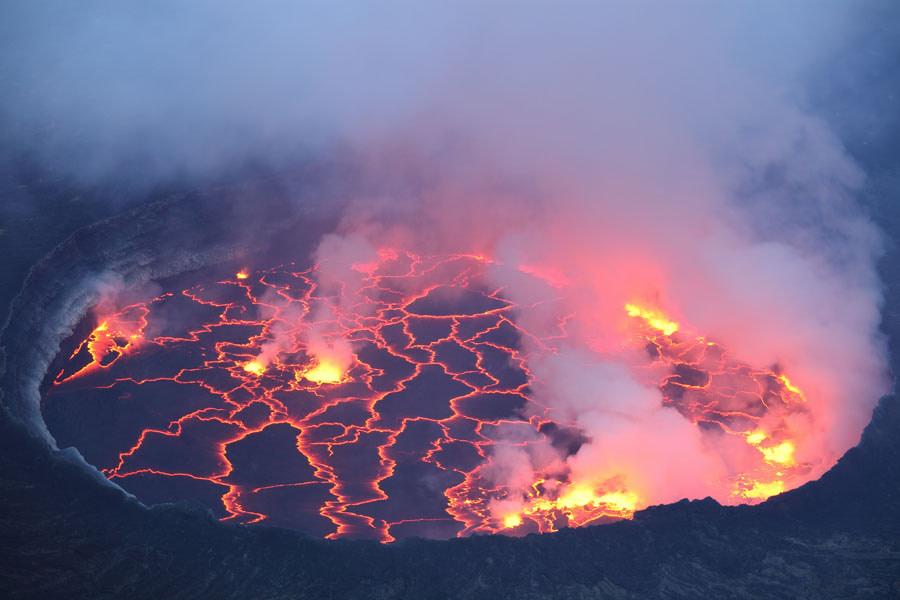 Mount Nyirangongo