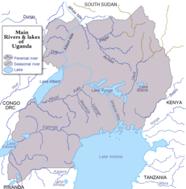 Where is Uganda located?